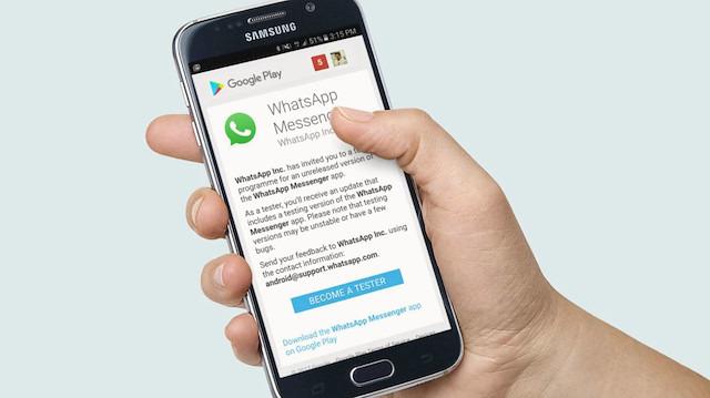 WhatsApp'ı parmak iziyle açanlar ekran görüntüsü alamayacak!
