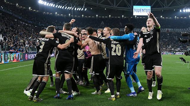 Rekor Canavarı: Ajax yarı finale nasıl yükseldi?