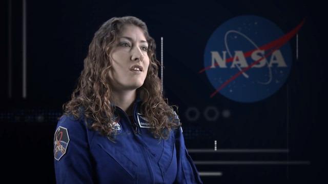 Amerikalı kadın astronot Koch UUI'de 11 ay kalacak