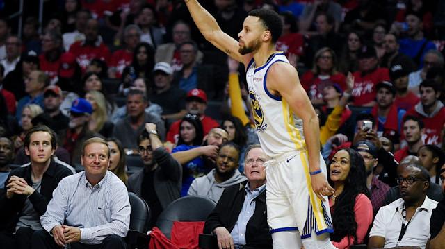 Warriors, saha avantajını geri aldı
