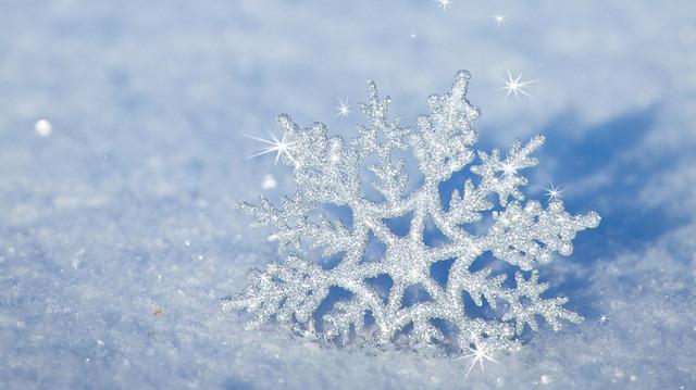 Elektrik için yeni kaynak: 'Kar yağışı'