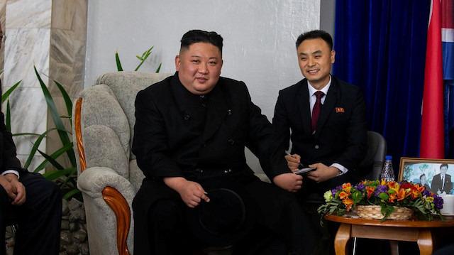 Kuzey Kore lideri Kim Rusya'ya gitti: Ekmek ve tuz ikram edildi