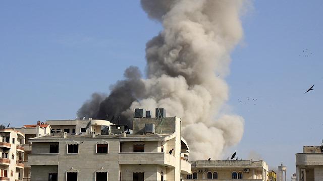İdlib'de patlama: 11 ölü, 27 yaralı