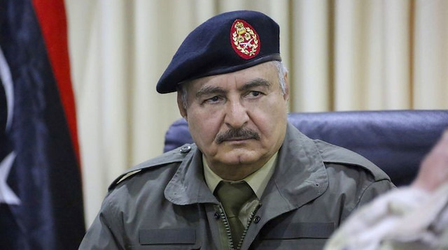 Hafter güçlerinin ilerleyişi Ayn Zara'da yavaşlatıldı