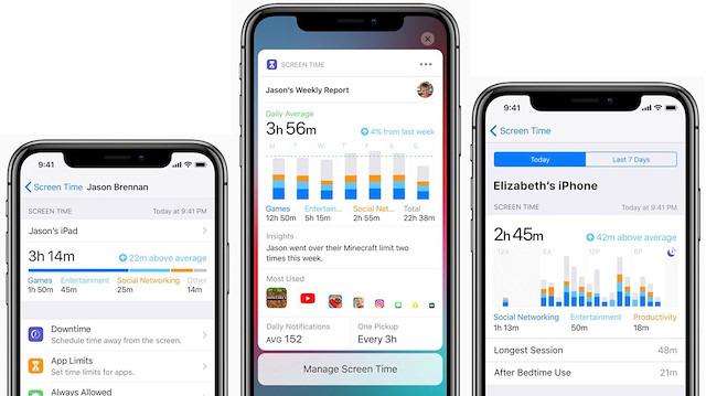 Apple'dan çifte standart: App Store'daki ekran süresi uygulamaları kaldırılıyor