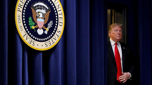 Trump, Muelller'in Rusya raporunun açıklanmasını engelleyecek