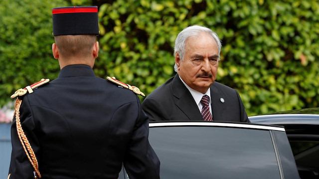 General Hafter'den IŞİD'li militan itirafı