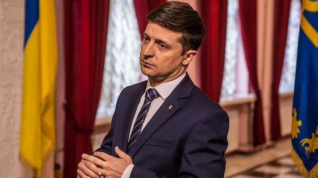 Ukrayna'nın 'komedyen' lideri Zelenskiy'nin ajandasında ne var?