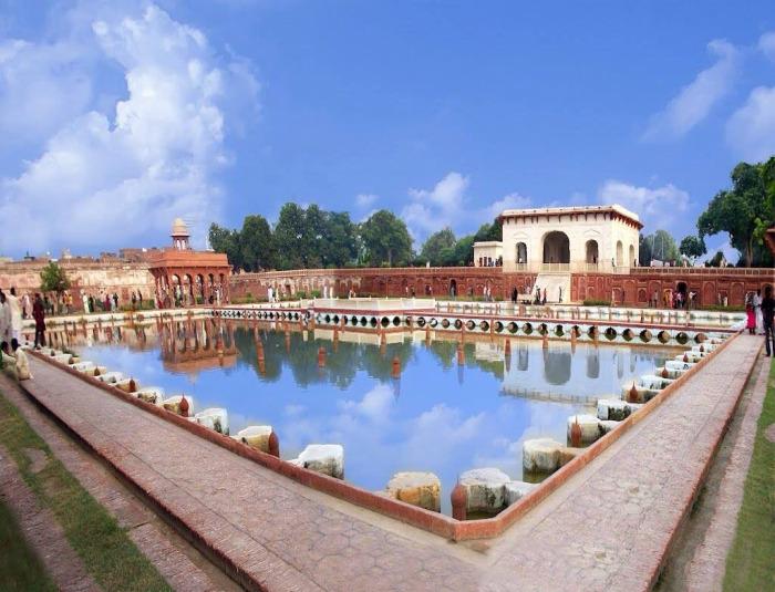 Lahor'un cenneti: Şalimar Bahçeleri