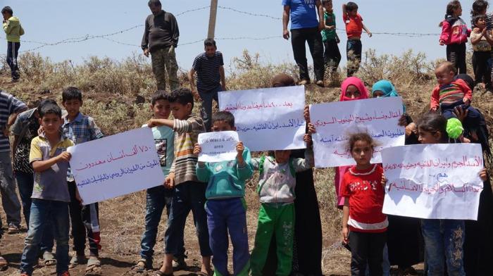 Ürdün–Suriye sınırı kapalı kalacak
