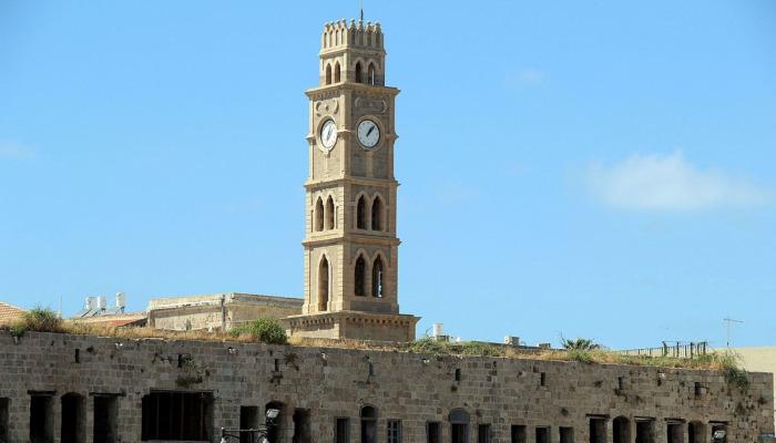 Filistin'deki Osmanlı saat kuleleri