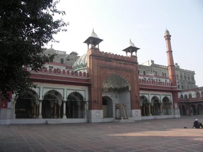 Eski Delhi'nin hafızası: Fatehpuri Camii