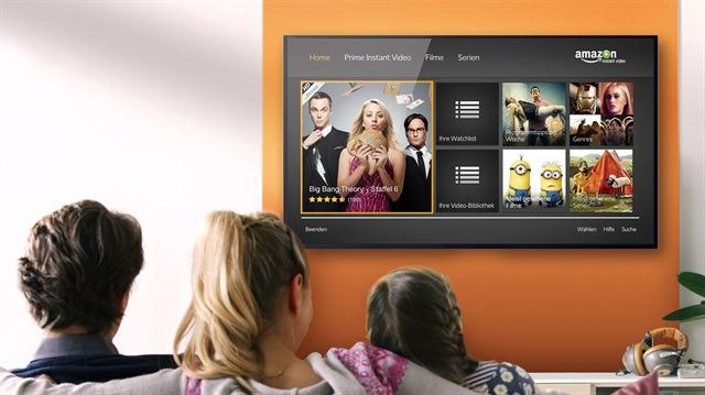 Amazon Prime Video Türkiye'de hizmete başladı