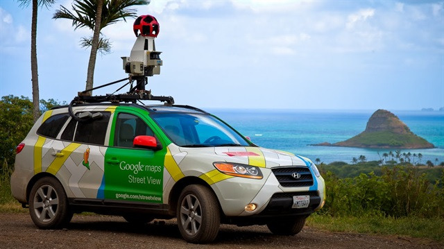 Google Street View ile kaydedilen en etkileyici 11 fotoğraf