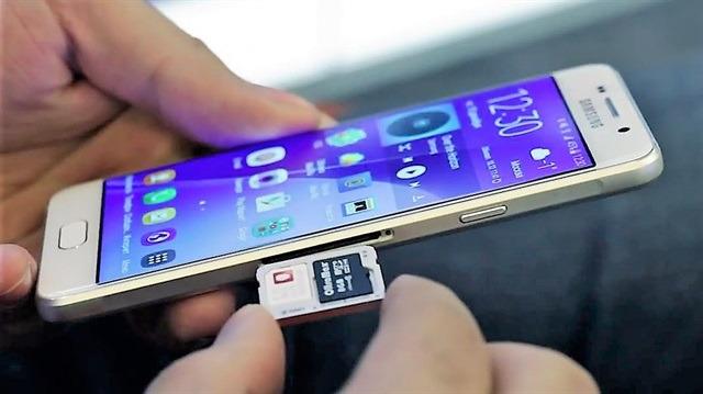 Samsung'dan telefonlardaki depolama sıkıntısını ortadan kaldıran önemli hamle!