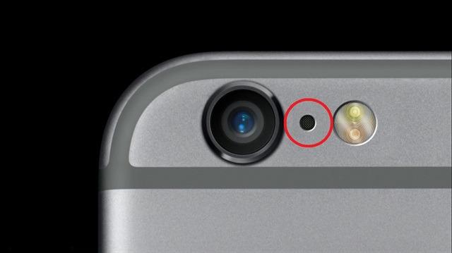 iPhone'larda kamera yanındaki minik delik aslında ne işe yarıyor?
