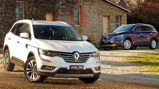 Renault'un SUV modeli Koleos, Euro NCAP'ın güvenlik testinden tam not aldı