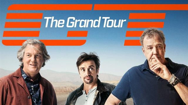 'The Grand Tour' ikinci sezon fragmanı yayınlandı