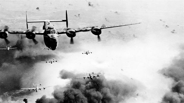 Dünyanın ilk hava saldırısı Osmanlı'ya karşı yapıldı