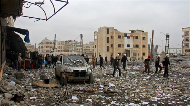Esed'den Doğu Guta'da katliam: 51 ölü