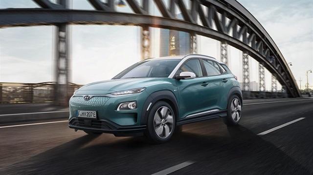 470 kilometre menzil sunan Hyundai Kona Electric tanıtıldı
