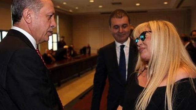 Zerrin Özer: Cumhurbaşkanı Erdoğan'ı seviyorsam kime ne?!