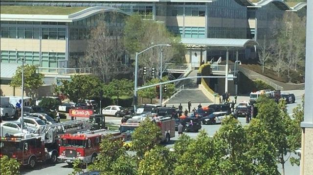 YouTube Genel Merkezi'nde silahlı saldırı: 1 ölü, 4 yaralı