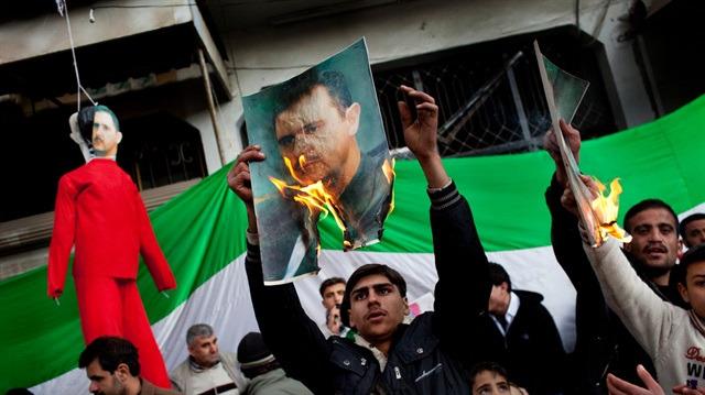 Suriye: Bir enkaza bakarken
