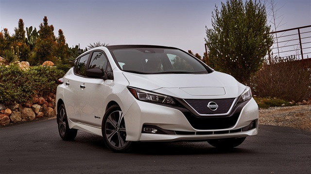 2018 model elektrikli Nissan Leaf, EuroNCAP'ten tam not aldı
