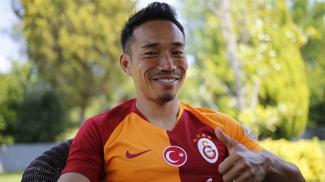 Nagatomo: Galatasaray'da kalmak istiyorum!