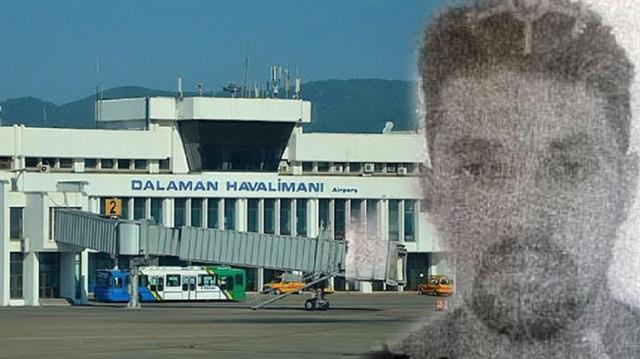 İngiliz yolcu Dalaman Havalimanı'nda intihar etti