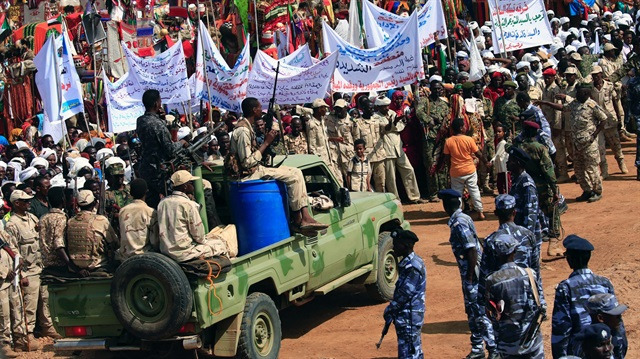 Kanayan yara Darfur