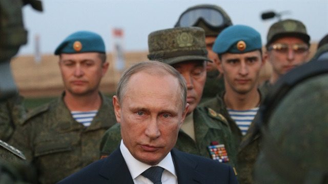 Putin: Suriye'de kalmaya devam edeceğiz