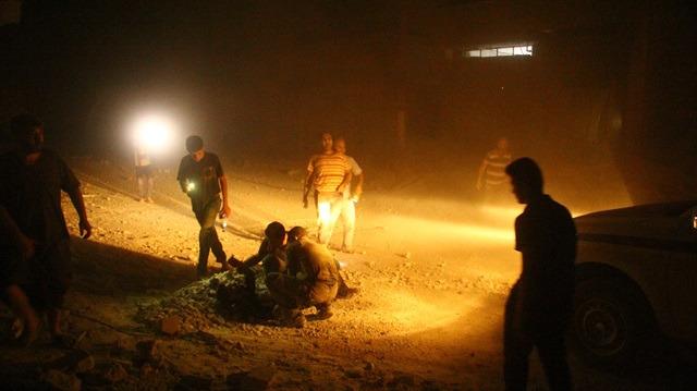 İdlib, bir kez daha hava saldırısıyla vuruldu: 17 ölü