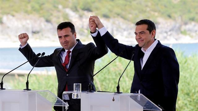 Adı artık Kuzey Makedonya Cumhuriyeti