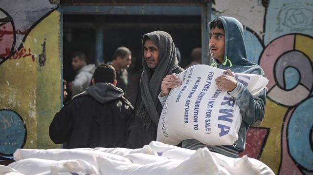 Filistinli mülteciler için 250 milyon dolar gerekli