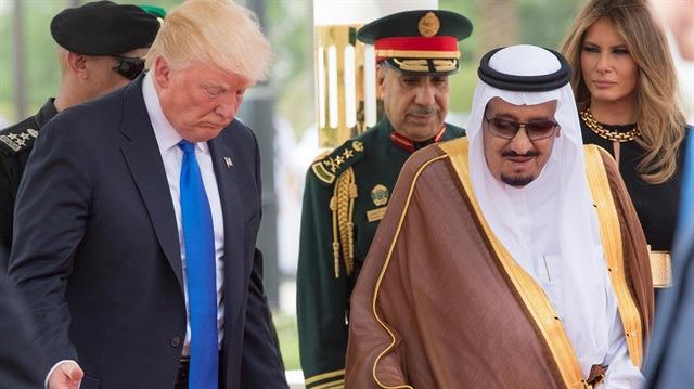 Trump, İran'ı Suudi petrolüyle vuracak
