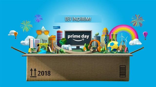 Amazon'un dev indirimi 'Prime' için son düzlüğe girildi