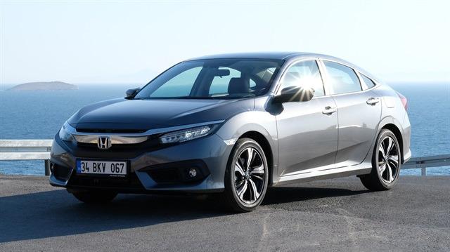 Dizel Otomatik Civic Hondanın Ana Oyuncusu Olacak