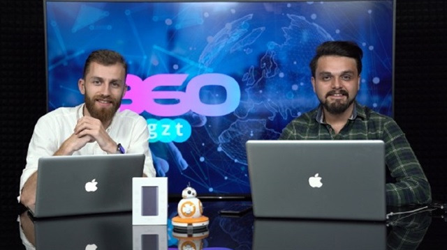 GZT 360: Haftanın teknolojik gelişmelerini konuştuk!