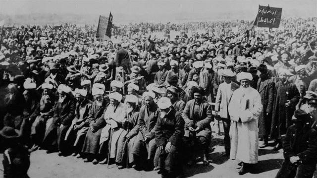 Doğu Türkistan'da cumhuriyet tecrübeleri