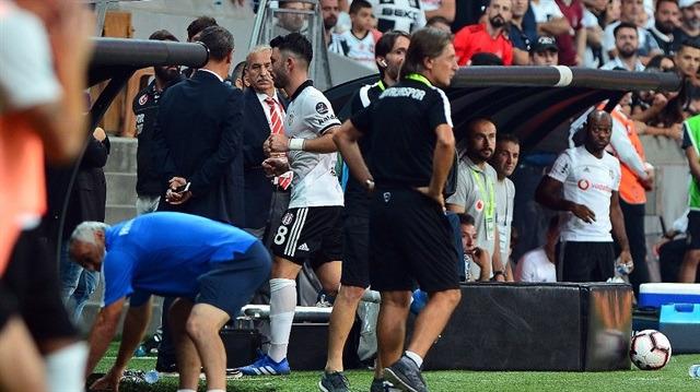 Beşiktaş'ta Tolgay Arslan krizi!