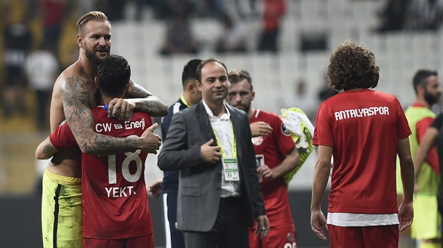 Tarihi seri bitti: Beşiktaş tam 45 maç sonra devrildi