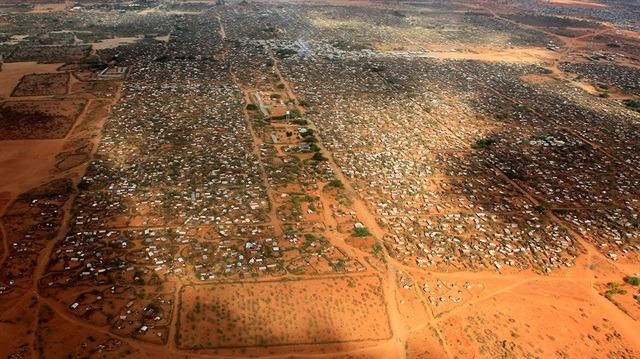 Dünyanın en kalabalık mülteci kampları