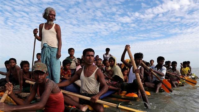 Dünya Müslüman Alimler Birliği'nden Myanmar çağrısı