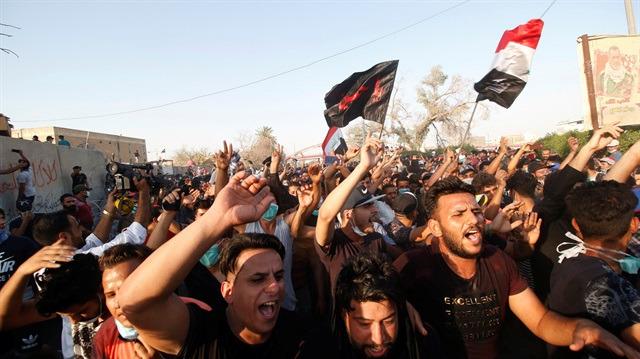 Basra'da tansiyon düşmüyor
