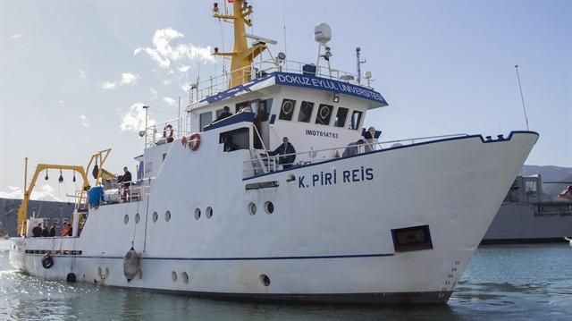 Türkiye'nin denizdeki gözü: Koca Piri Reis!