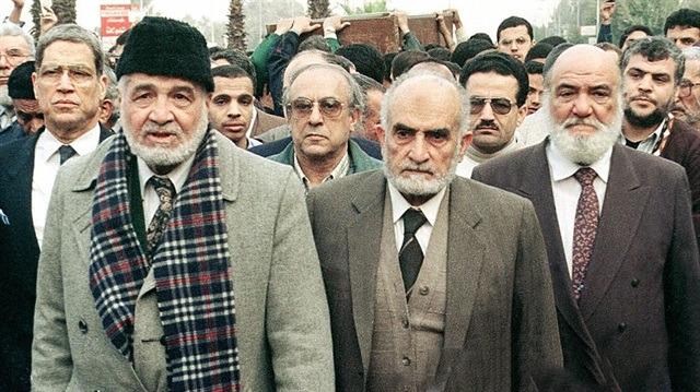 Hasan el-Benna'dan günümüze İhvan liderleri
