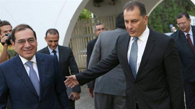 Kıbrıs'la Mısır arasında doğalgaz anlaşması