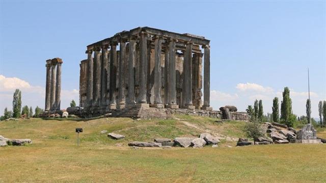İkinci Efes'te kayıklar yüzdürülecek